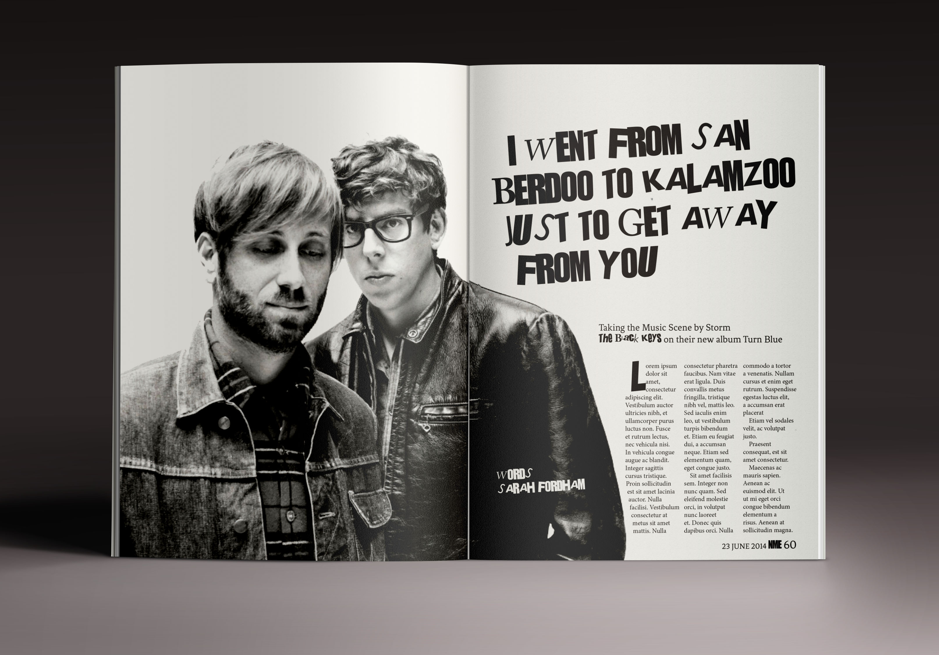0d497dc4cb815d nme opener spread: featured article: the black keys   Sarah Fordham
